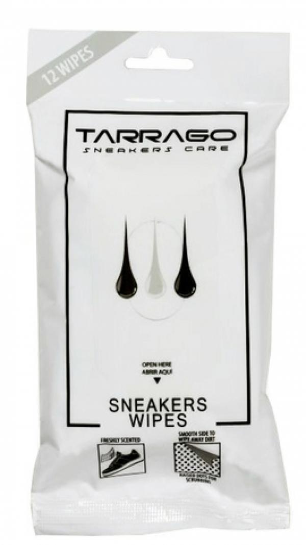 Салфетки для чистки кроссовок TNV02 Tarrago WIPES 12шт.